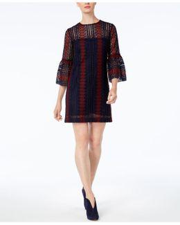 Dreamland Crochet-lace Dress