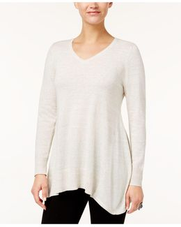 Spacedyed Tunic Sweater