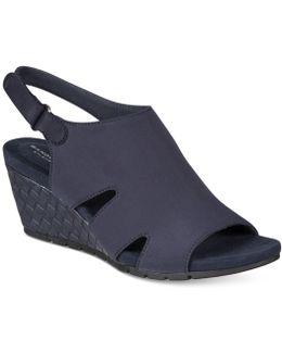 Galedale Wedge Sandals