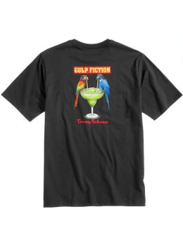 Men's Gulp Fiction Graphic-print T-shirt