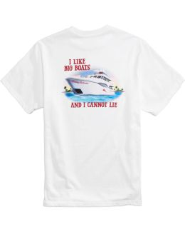Men's Big Boats Graphic-print T-shirt