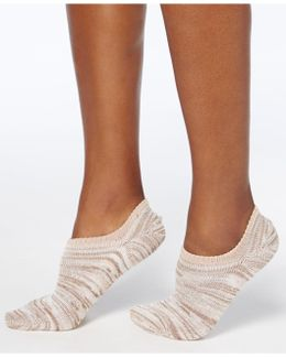 Women's Spacedyed No-show Socks