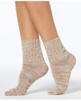 Women's Spacedyed Shortie Boot Socks