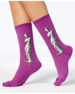Women's Venus De Milo Socks