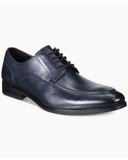 Men's Lewis Moccasin-toe Oxfords