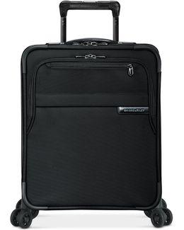"Baseline 21"" International Carry-on Spinner Suitcase"