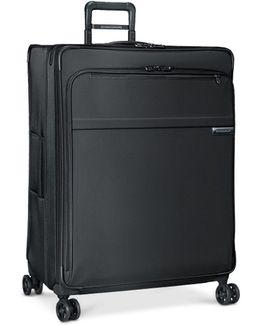 "Baseline 31"" Extra-large Expandable Spinner Suitcase"