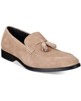 Men's Declan Suede Tassel Loafers