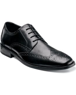 Castellano Wing-tip Oxfords