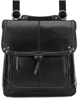 Ventura Leather Backpack