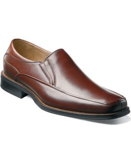Shoes, Corvell Moc Toe Slip On Loafers