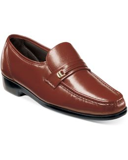 Shoes, Riva Moc Toe Loafers