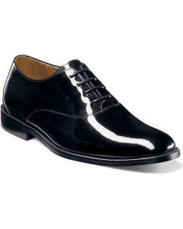 Shoes, Kingston Patent Leather Plain Toe Oxfords