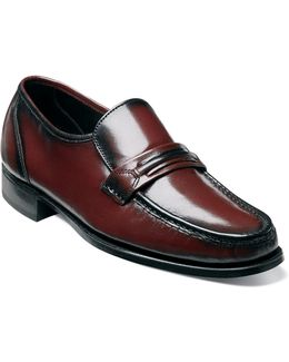Shoes, Como Moc Toe Loafers