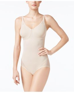 Extra Firm Control Sheer Trim Body Shaper 2783