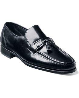 Shoes, Como Moc Toe Tassle Loafers