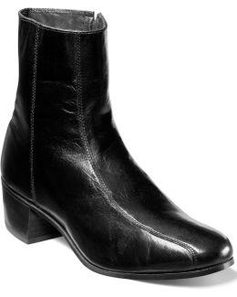 Shoes, Duke Bike Toe Ankle Boots