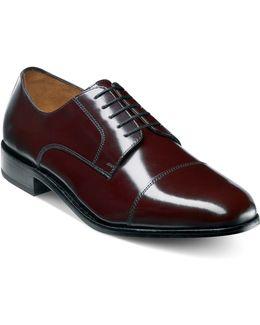 Broxton Cap-toe Lace-up Shoes