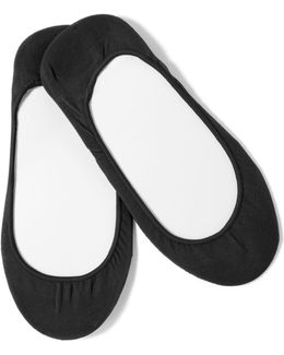 Hidden Cotton Liner 4 Pack Socks