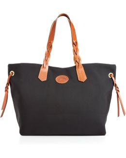 Handbag, Nylon Shopper