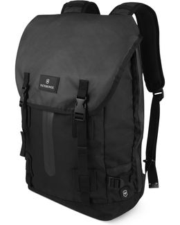 Flapover Laptop Backpack, Altmont 3.0 Drawstring
