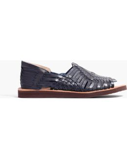 Chamulatm Chichen Open-toe Huarache Sandals