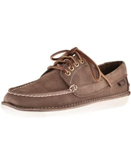 Wilton Driver Shoes Brown