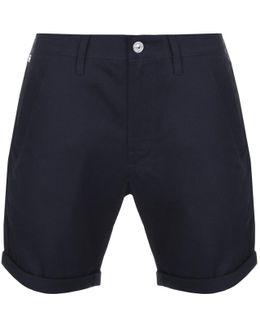 Bronson Straight Shorts Blue