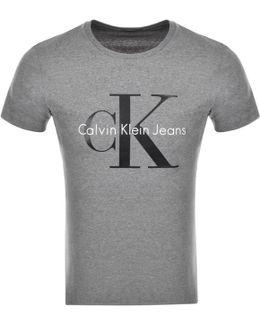 Reissue T Shirt Grey