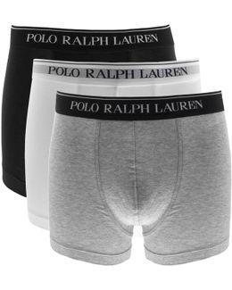 Underwear 3 Pack Boxer Shorts