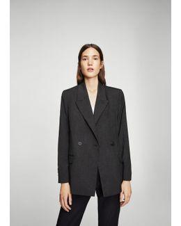 Masculine Style Blazer
