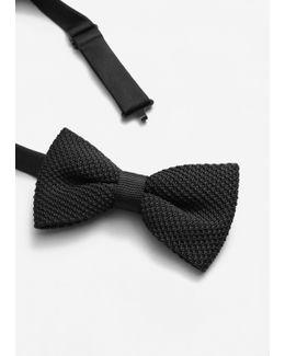 Knit Bow Tie