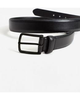 Leather Suit Belt