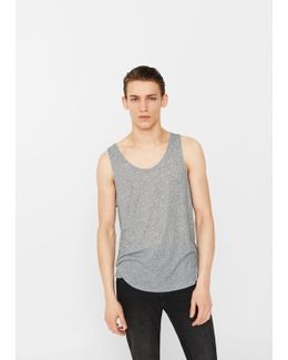 Strap T-shirt