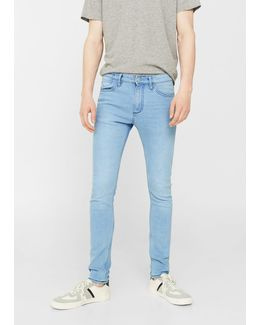 Skinny Blue Jude Jeans