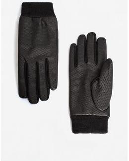 Laser-cut Gloves