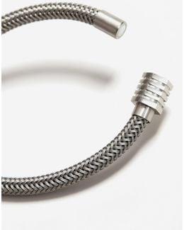 Faux Metalic Bracelet