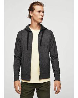 Hoodie Cotton Sweatshirt