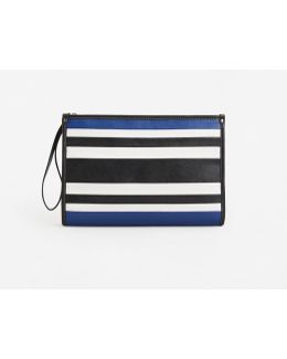 Contrast Cross-body Bag