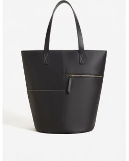 Zip Shopper Bag