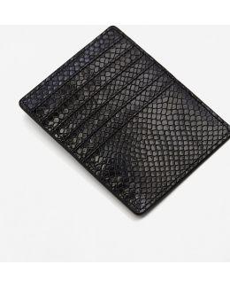 Snake Effect Cardholder