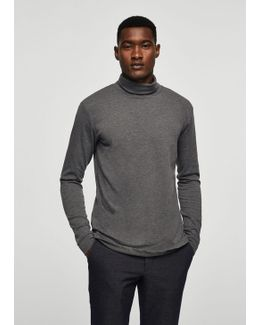 Essential Cotton-blend Sweater