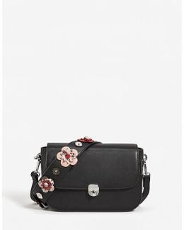 Flowers Handle Bag