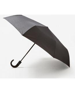 Plain Folding Umbrella