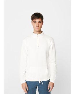 Pocket Cotton Sweatshirt