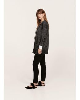Side Pockets Cardigan