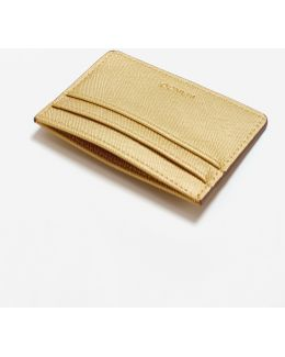 Saffiano-effect Cardholder