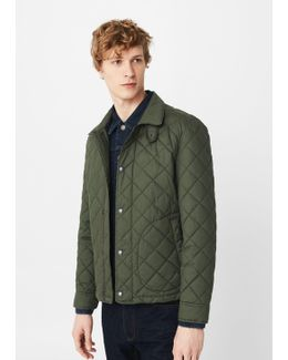 Pocket Quilted Jacket