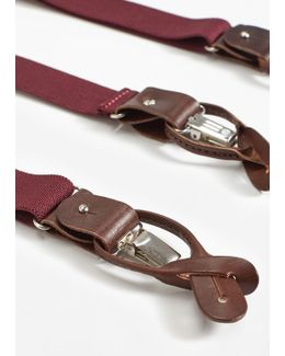 Adjustable Elastic Braces