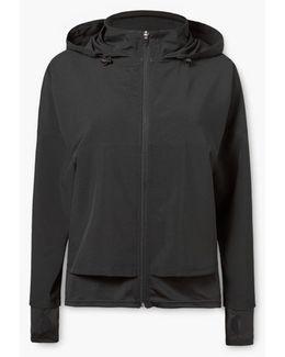 Hooded Training Jacket